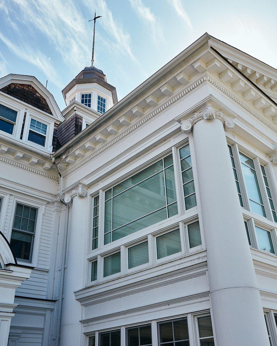Salisbury School New Roof UCE Fine Builders