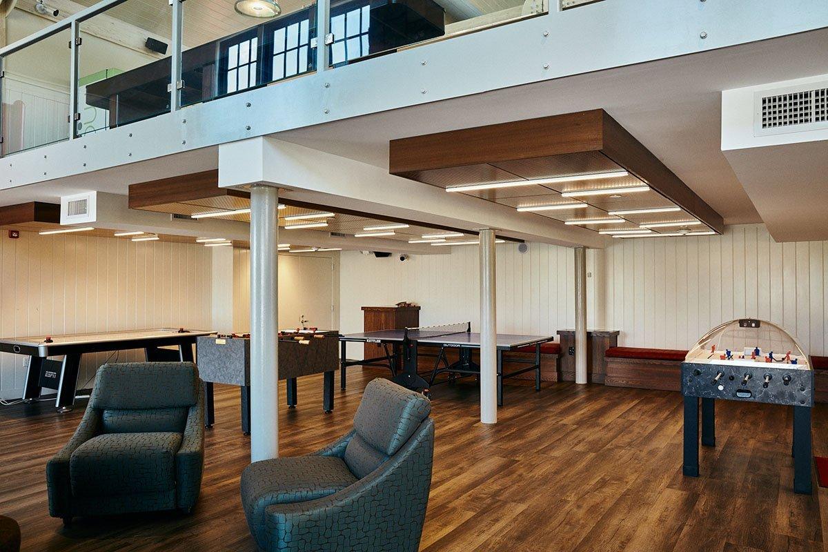 Salisbury School Games Student Center UCE Fine Builders